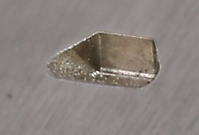 Зарубка 1,5х1,0 мм в СОП из алюминия АМГ5М
