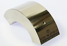 СОП трубный, тип 3. Типоразмер 108х22. Зарубки 2,5х2,0мм. Покрытие - никелирование.