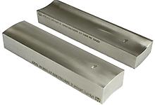 СОП трубный, тип 2, типоразмером 160х24. Зарубки 3,0х2,0. Жаростойкая сталь.