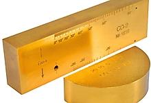 Образцы СО-2 и СО-3 из золота.
