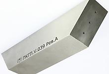 СОП для настройки УЗ дефектоскопа с наклонными ПЭП. Жаропрочная сталь.