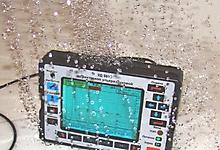 Прибор УД9812 устойчив к влажности и осадкам.