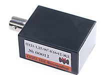 ПЭП волн Рэлея для контроля средней части вагонной оси П121-1,25-90-К16х12-ЖД.