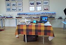 Презентация продукции на предприятиях Владивостока 2014г.