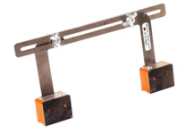 Ультразвуковой преобразователь для контроля сварных швов арматуры ПА123-1,8-65-14*14