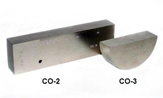 Стандартные образцы СО-2, СО-3 по ГОСТ 14782-86.