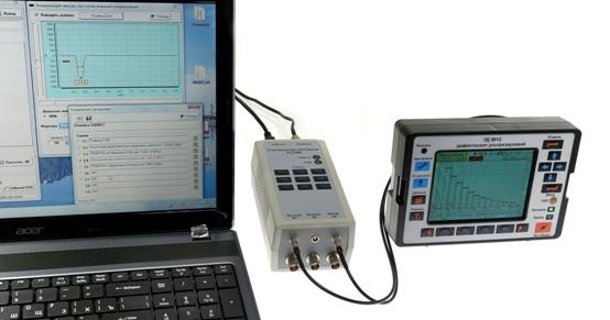 Современная система поверки ультразвуковых дефектоскопов. СС306