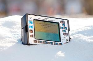 Ультразвуковой дефектоскоп УД9812 устойчив к низким температурам
